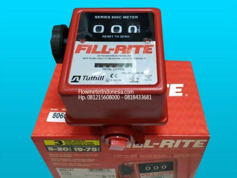 Flow Meter Fill Rite 1 inch