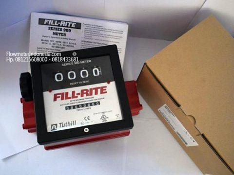Flow meter Fill Rite series 900