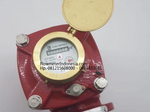 Water Meter Size 2 Inch DN50 merk FC AIR PANAS