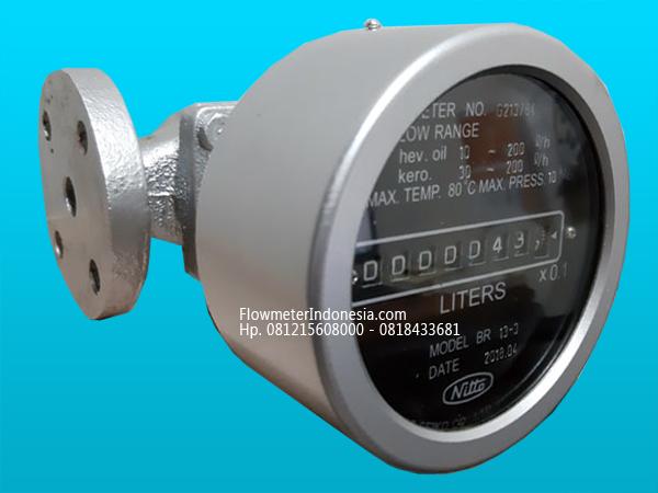 Flow Meter Nitto Seiko BR 13-3